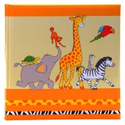 Goldbuch 27379 30x31 cm 60 psl. Funny animal