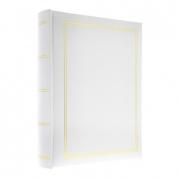 Gedeon B461 Classic white 10x15 cm 100 nuotraukų  albumas