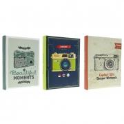 Gedeon B462 Camera 10x15 cm 200 nuotraukų  albumas