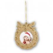Kalėdinis žaisliukas ZEP HT2G 6,5x6,5 cm