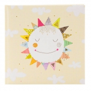 Goldbuch 24362 25x25 cm 60 psl. Happy sun