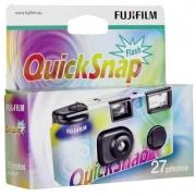 Vienkartinis fotoaparatas QUICK SNAP 400/27 Flash 27 kadrų