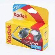 Vienkartinis fotoaparatas KODAK FUN SAVER 27+12 su blykste