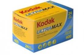 Kodak ULTRAMAX 400 - 24 fotojuostelė