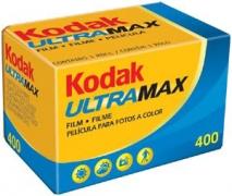 Kodak ULTRAMAX 400 - 36 fotojuostelė