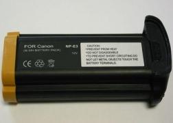 Canon, baterija NP-E3
