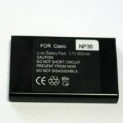 Casio, baterija NP-30, KLIC-5000,LI-20B