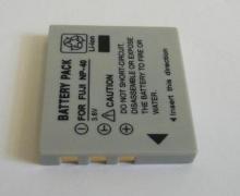 Fuji, baterija NP-40, KLIC-7005, D-Li8/Li-18, Samsung SB-L0737