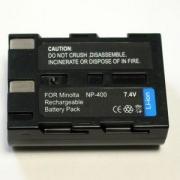 Minolta, baterija NP-400, Pentax D-Li50