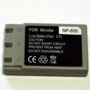 Minolta, baterija NP-500, NP-600, DR-LB4
