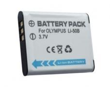 Olympus, baterija Li-50B, Pentax D-Li92