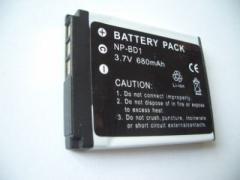 Sony, baterija NP-BD1, NP-FD1