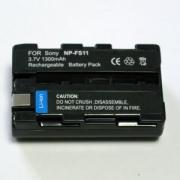 Sony, baterija NP-FS11