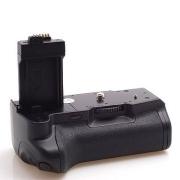 Baterijų laikiklis (grip) Meike Canon 450D, 500D, 1000D