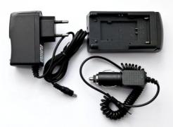 "Kroviklis Panasonic VW-VBD19, Sony NP-FW50"""