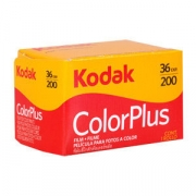 Kodak Color Plus 200 - 36 fotojuostelė