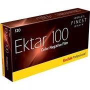 Kodak Ektar 100/120 5 vnt.